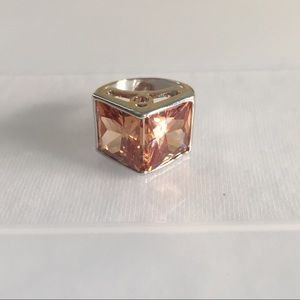 Jewelry - Silver Morganite Ring